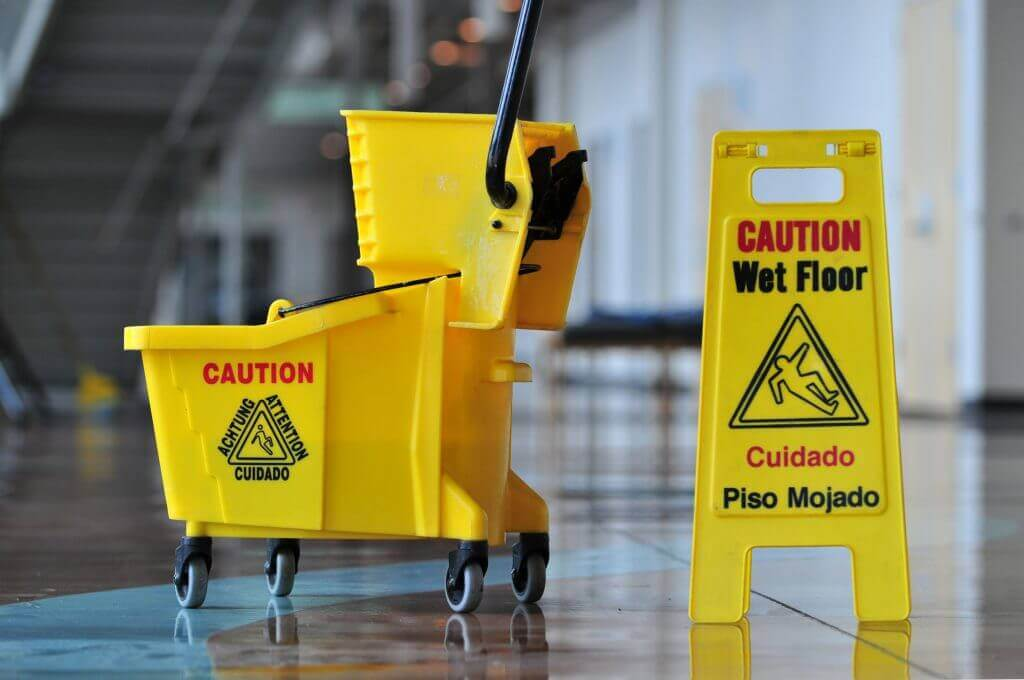 Commercial Disinfectant Cleaning services