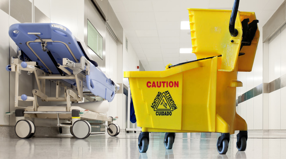 Medical Cleaning Services to Exceed Hospital Cleaning Standards